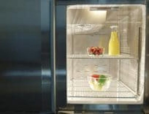 Tough HOSHIZAKI Refrigerators Keep their Cool when the Heat's on!