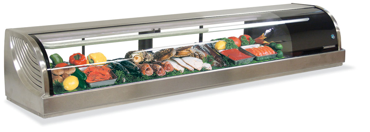 Right Side Condenser Display Case