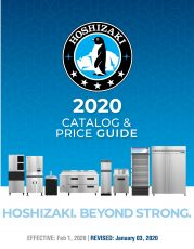 2020 Catalog and Price Guide Cover