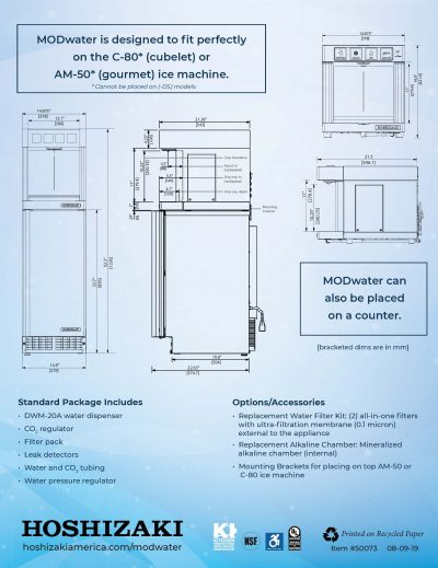 MODwater Sales Brochure
