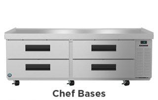 Steelheart Chef Bases / Equipment Stands