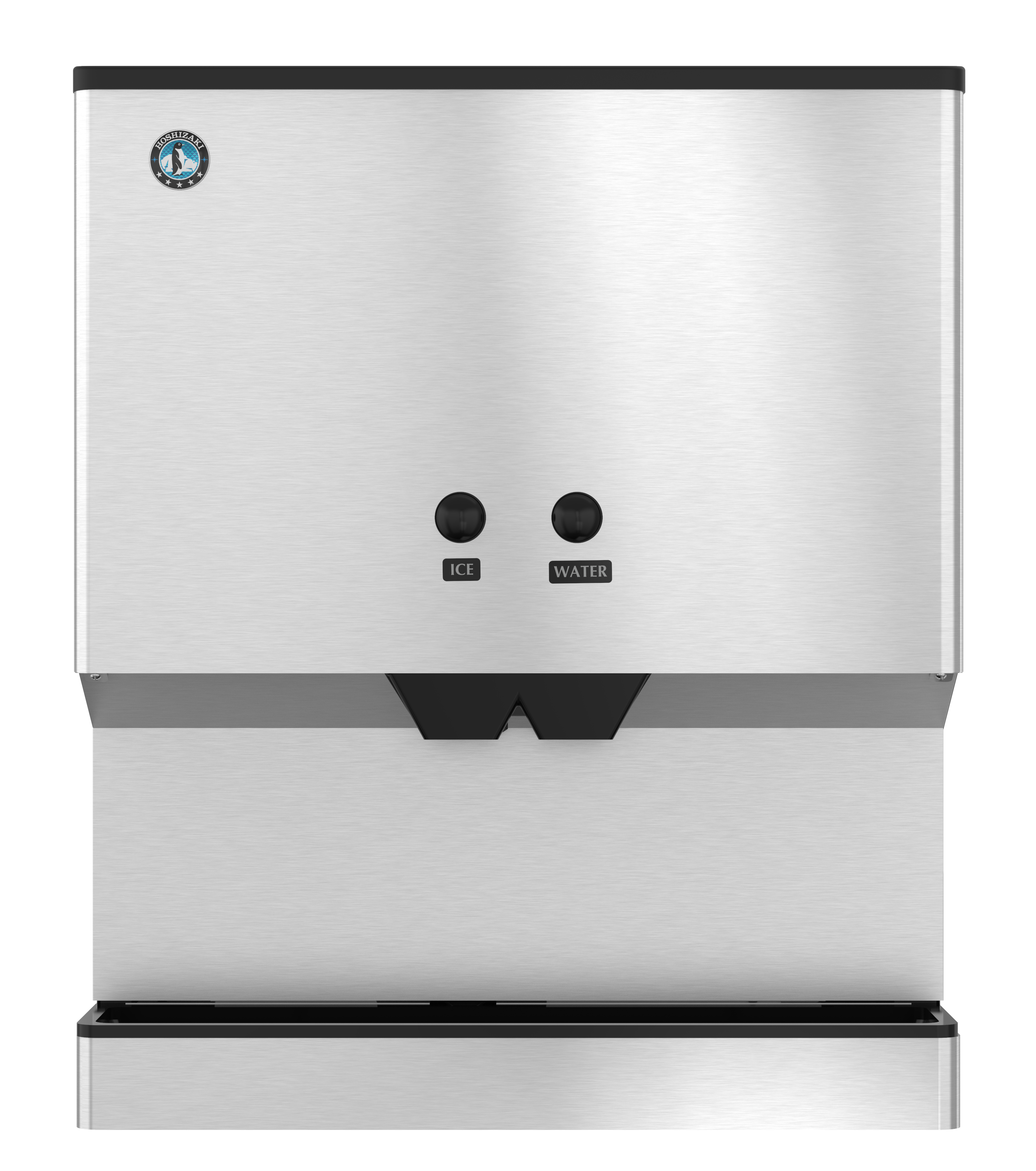 """30"""" W Ice and Water Dispenser with 200 lbs Capacity - Stainless Steel Exterior"""