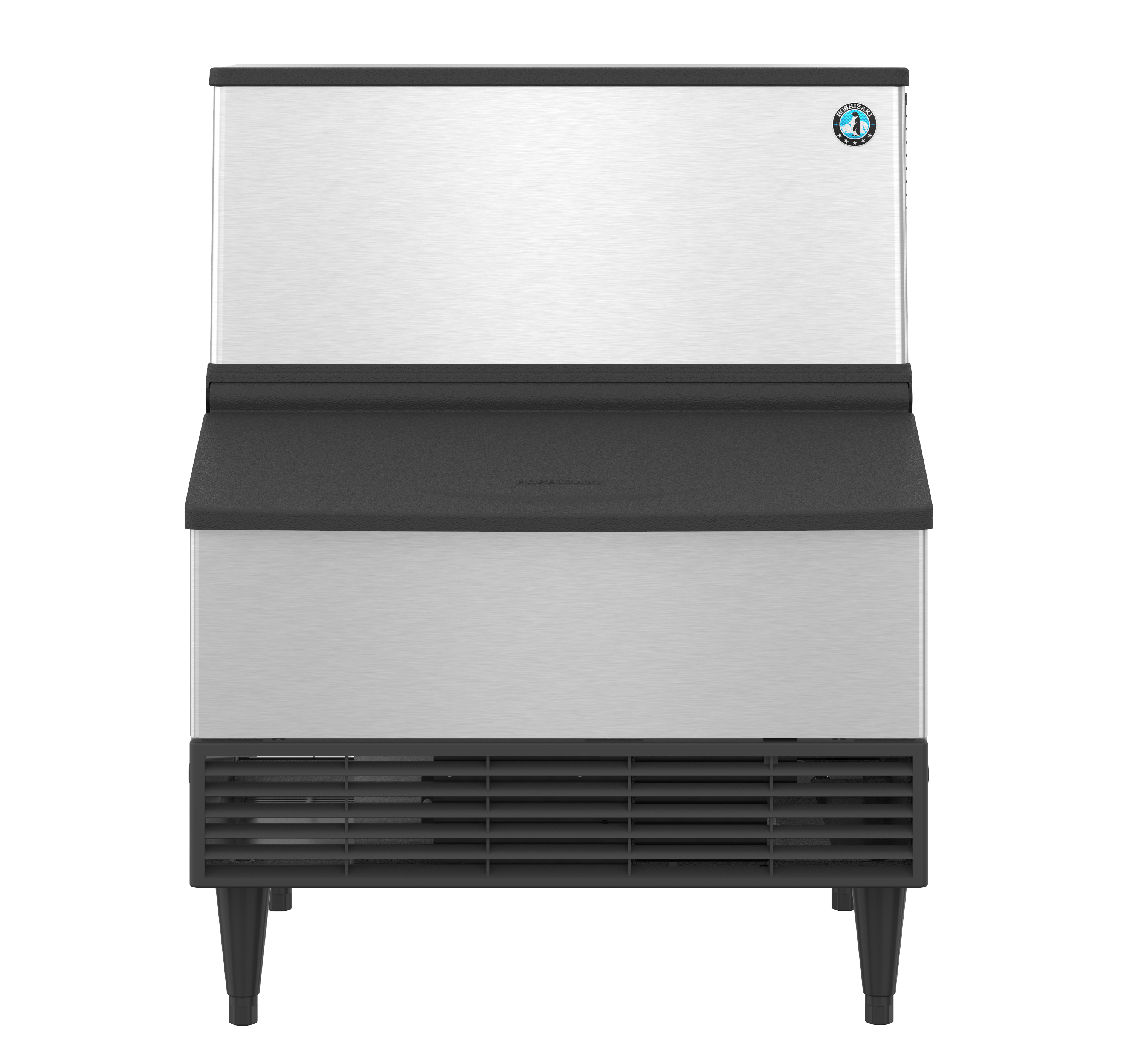 """Ice Maker With Bin, Cube-Style, 30""""W, air-cooled, self-contained condenser,"""