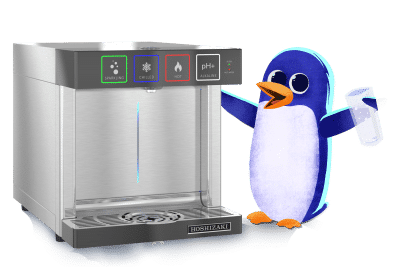Penguin with MODwater