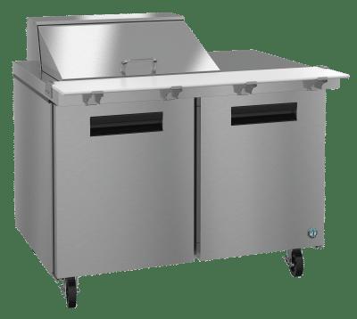 SR48A-12M - Refrigerated Mega Top Prep Table