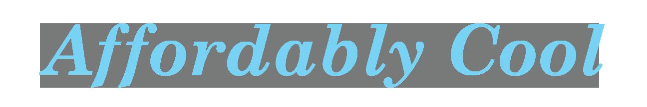 Affordably Cool Logo